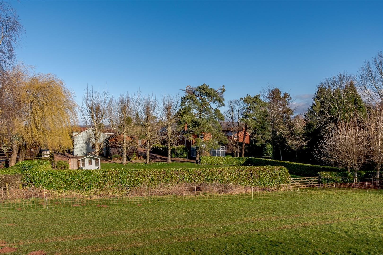 5 bed detached for sale in Burghill  - Property Image 25
