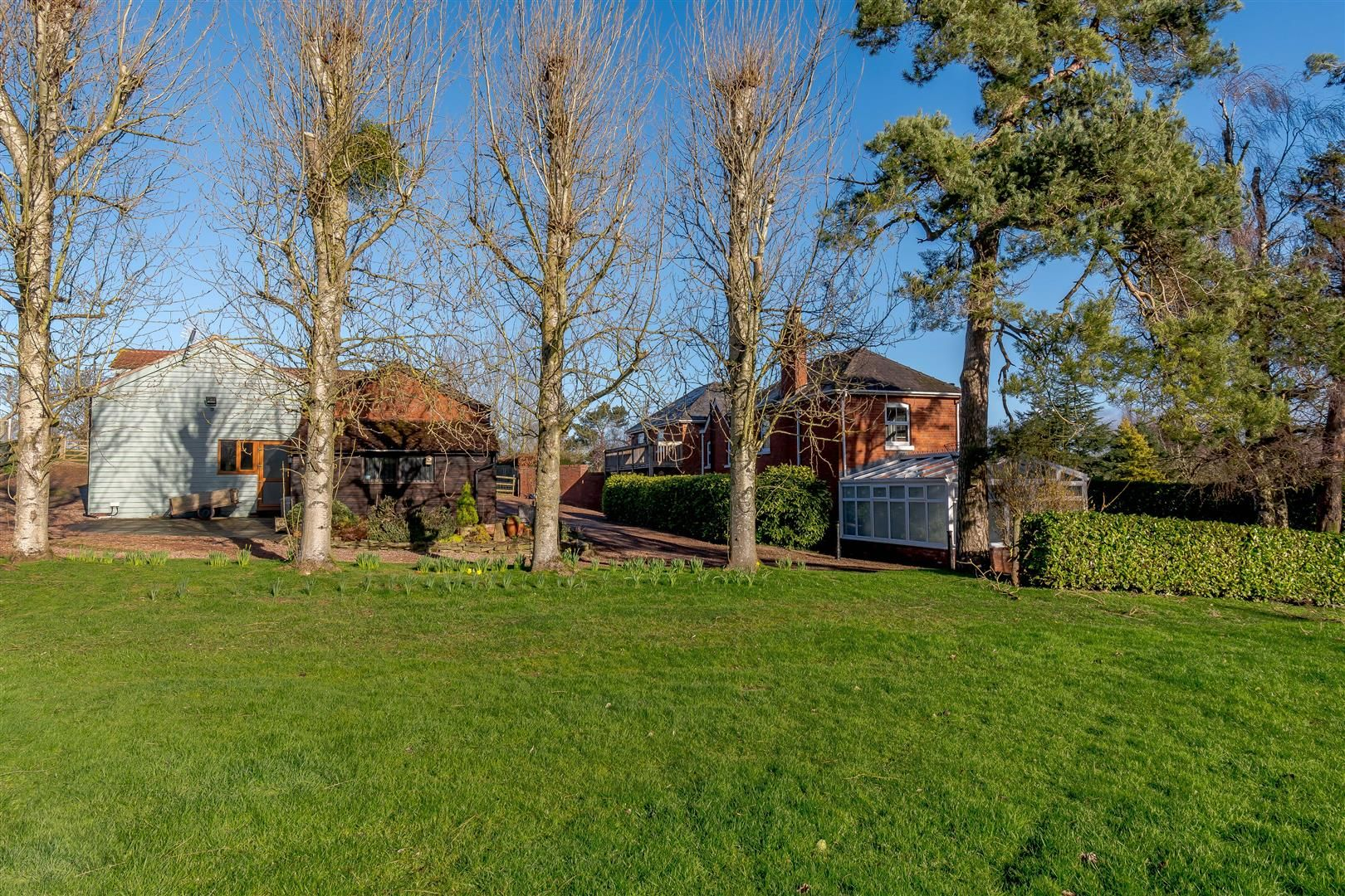 5 bed detached for sale in Burghill  - Property Image 28