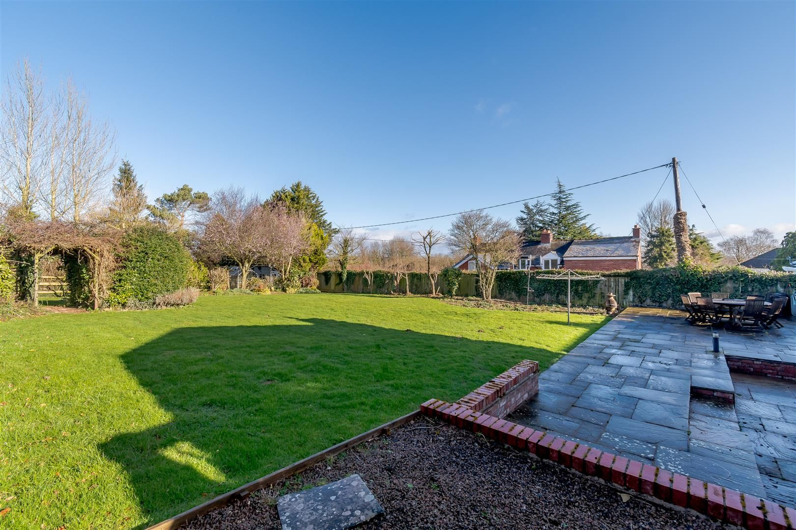 5 bed detached for sale in Burghill  - Property Image 41