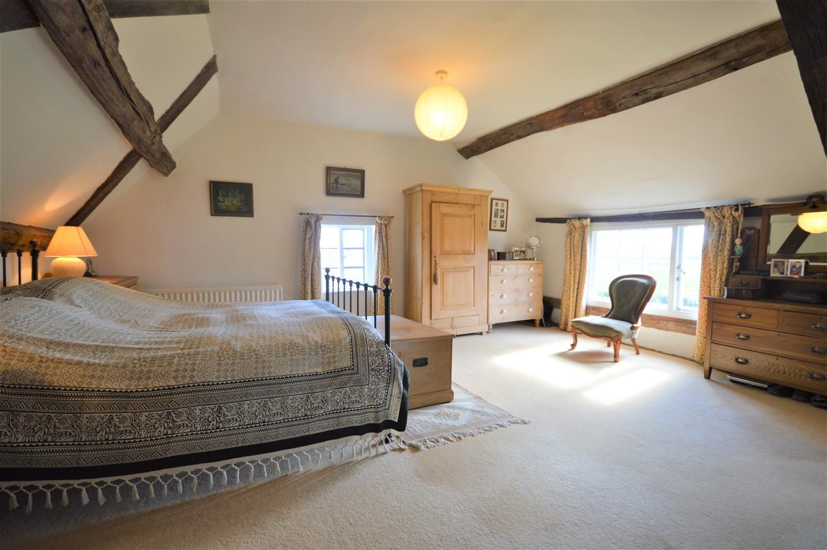 3 bed country house for sale in Stapleton 12