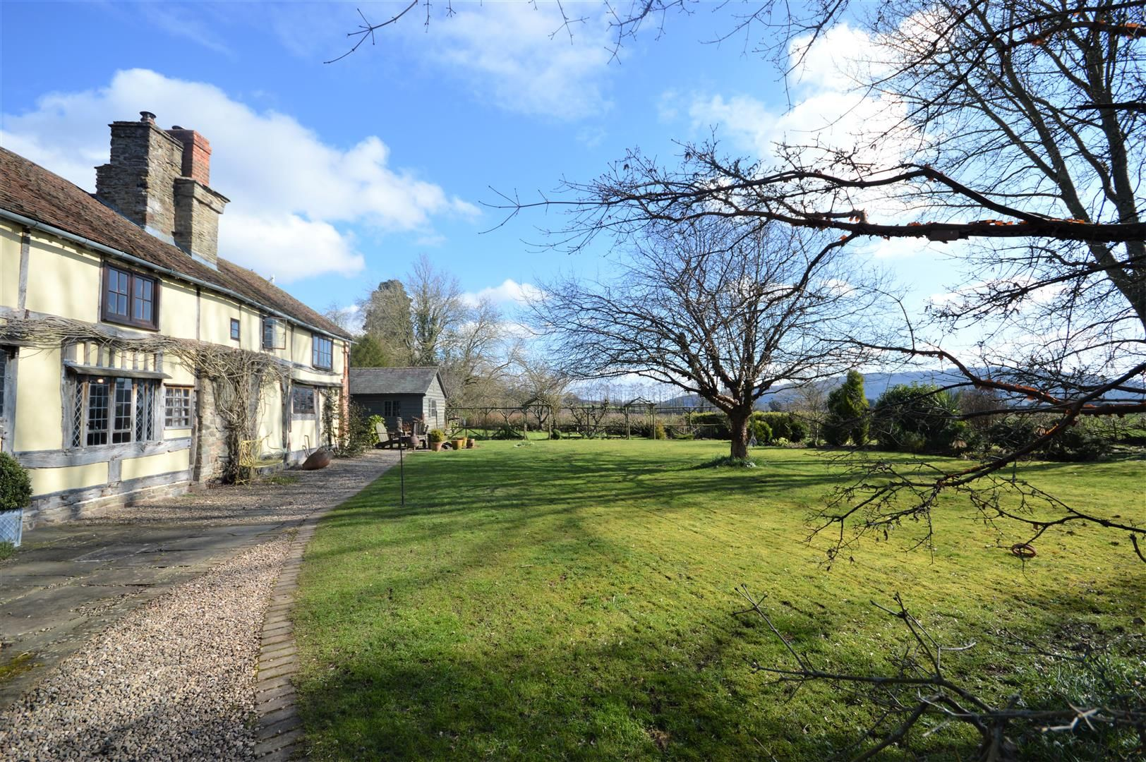 3 bed country house for sale in Stapleton  - Property Image 20