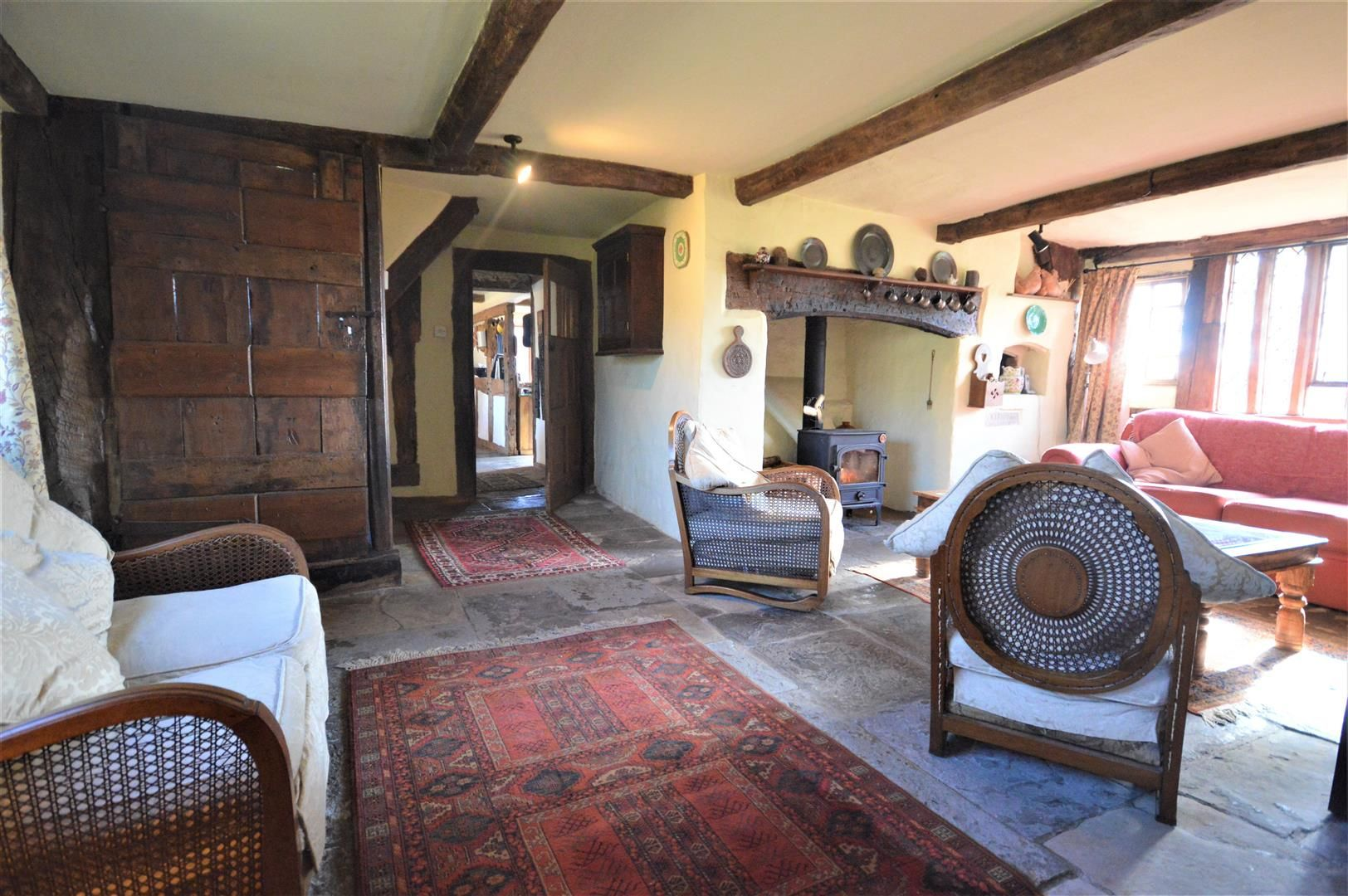 3 bed country house for sale in Stapleton 8