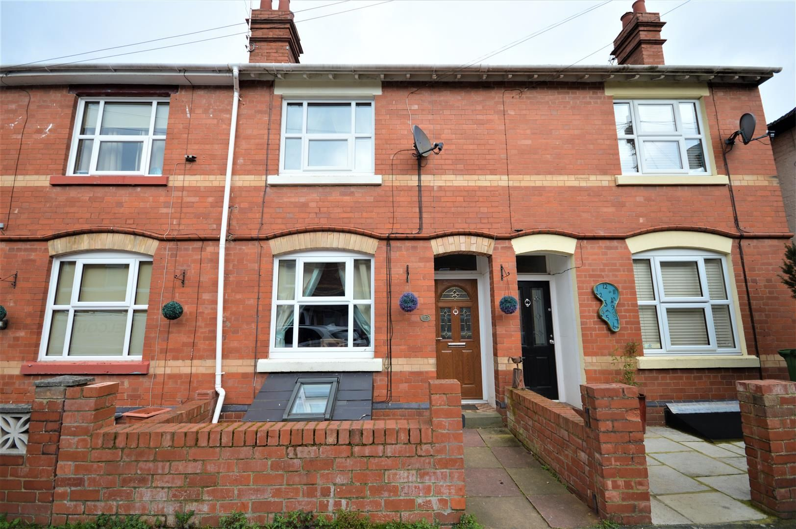 3 bed terraced for sale, HR4