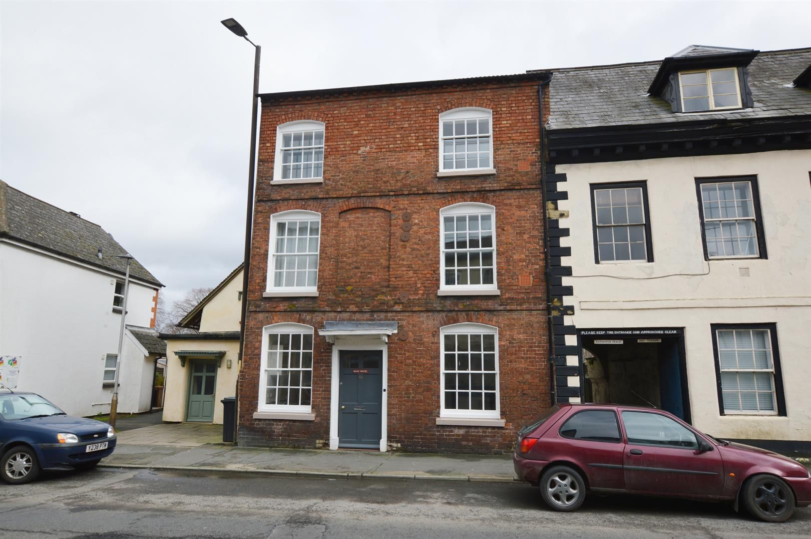 3 bed town-house for sale in Leominster, HR6
