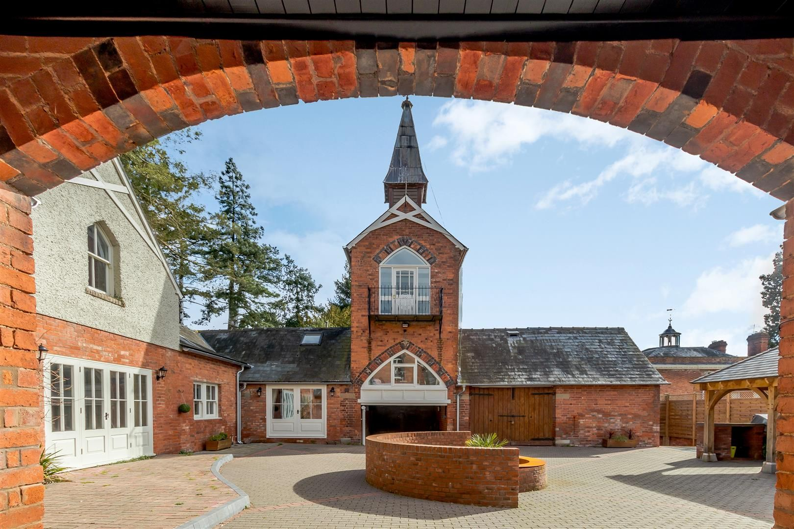 5 bed barn-conversion for sale in Putley 21