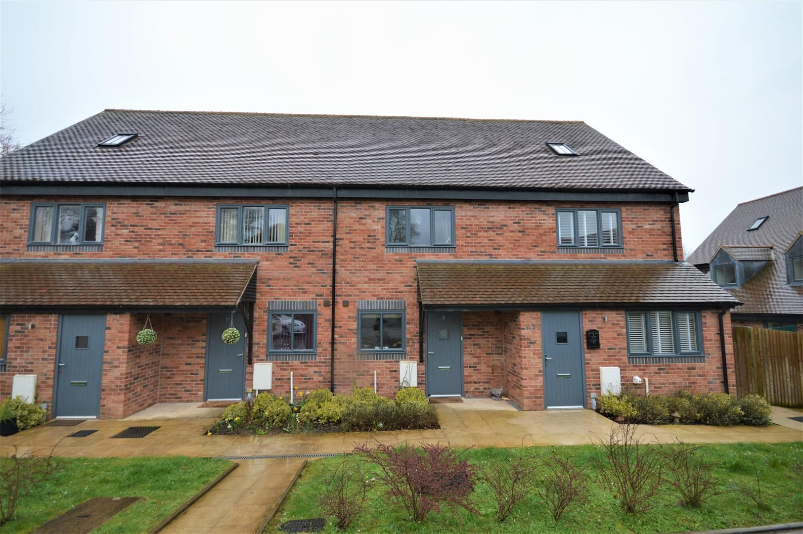 2 bed terraced for sale in Bishops Frome, WR6