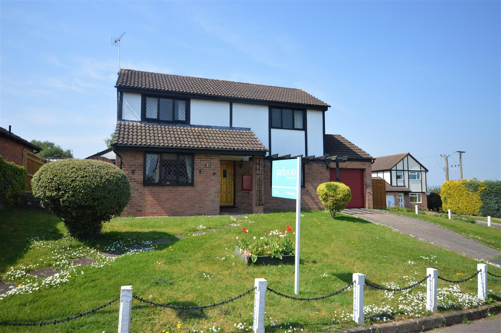3 bed detached for sale in Leominster 12