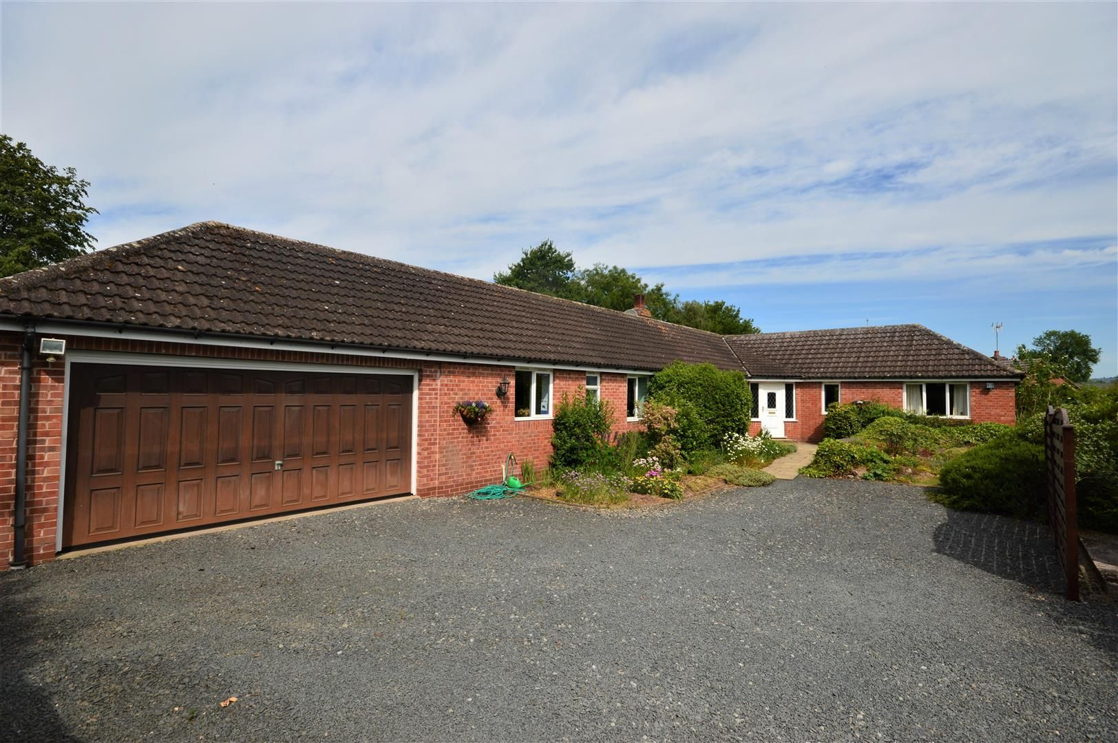 4 bed detached-bungalow for sale in Luston, HR6