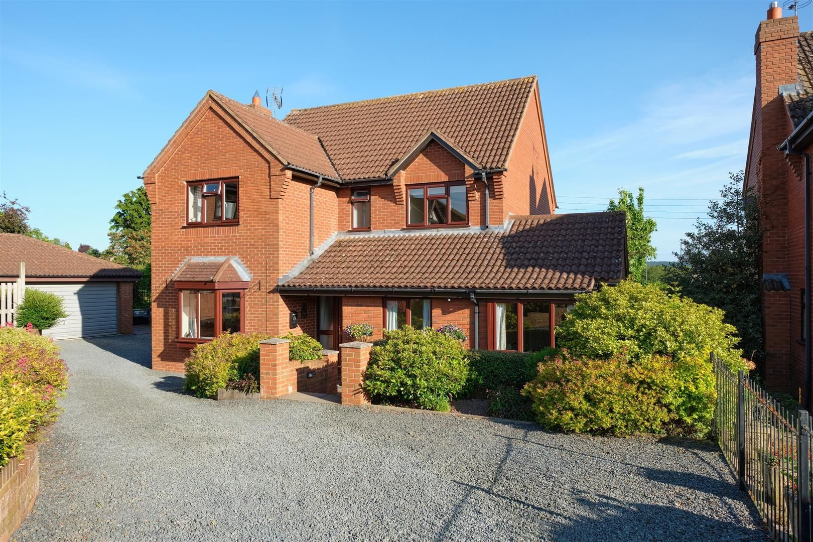 4 bed detached for sale in Leominster, HR6