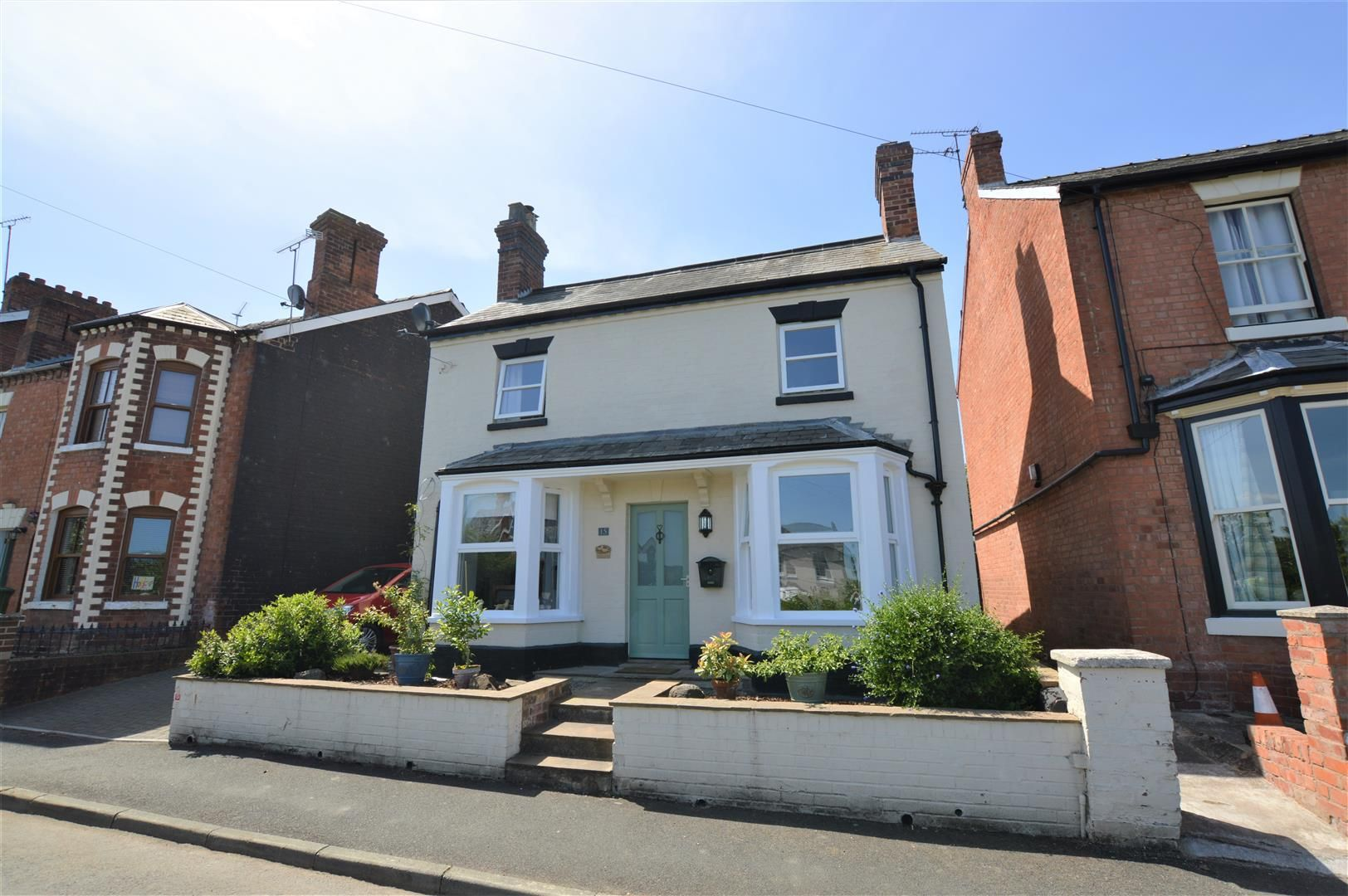 2 bed town house for sale in Leominster, HR6