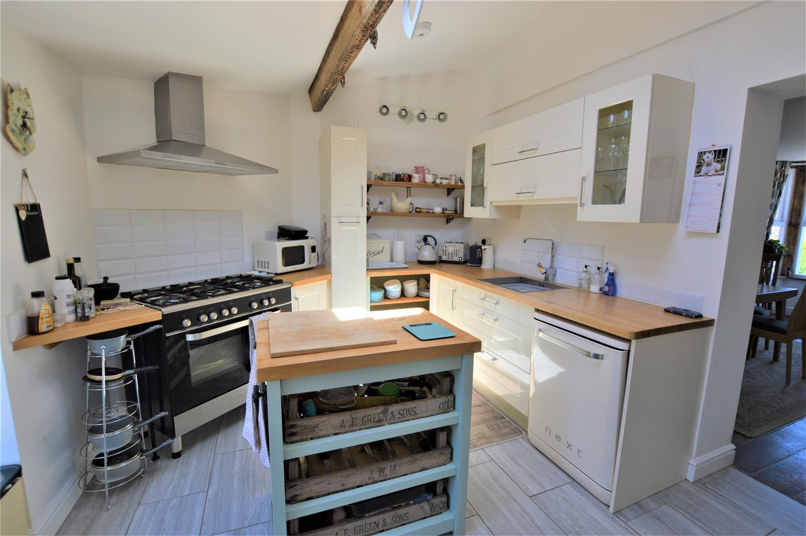 2 bed town house for sale in Leominster 4