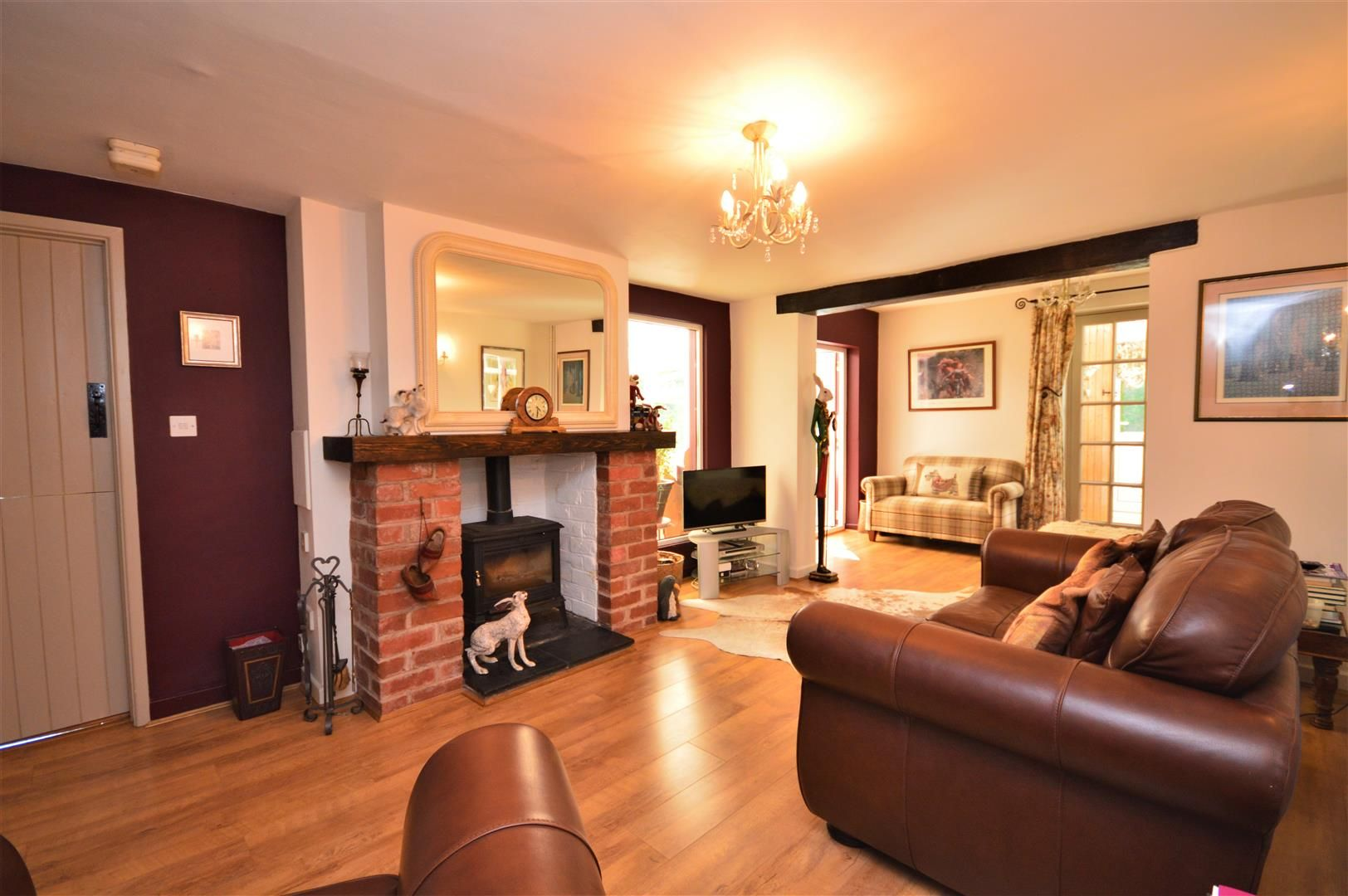 3 bed semi-detached for sale in Stretton Sugwas 5