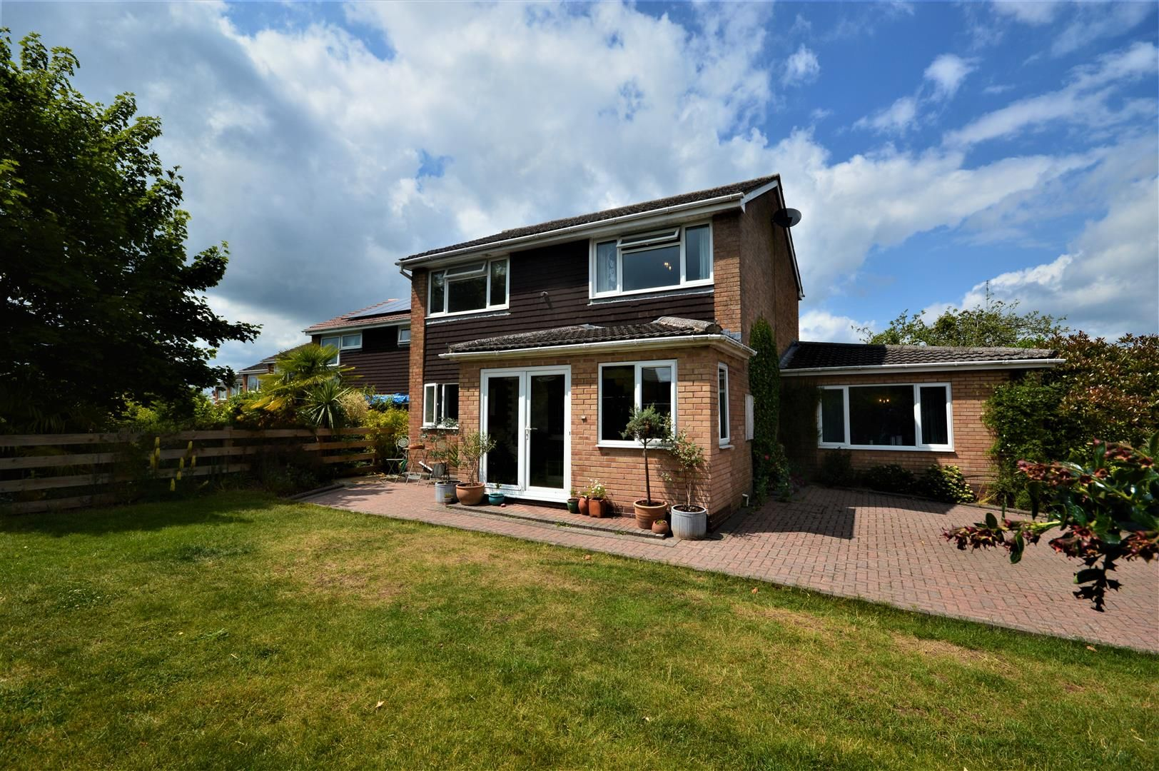 4 bed detached for sale in Bromyard, HR7