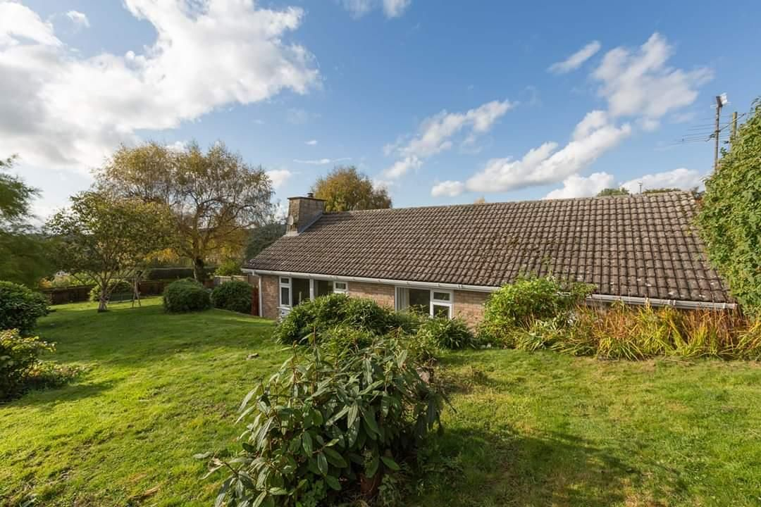 3 bed detached bungalow for sale in Lucton, HR6