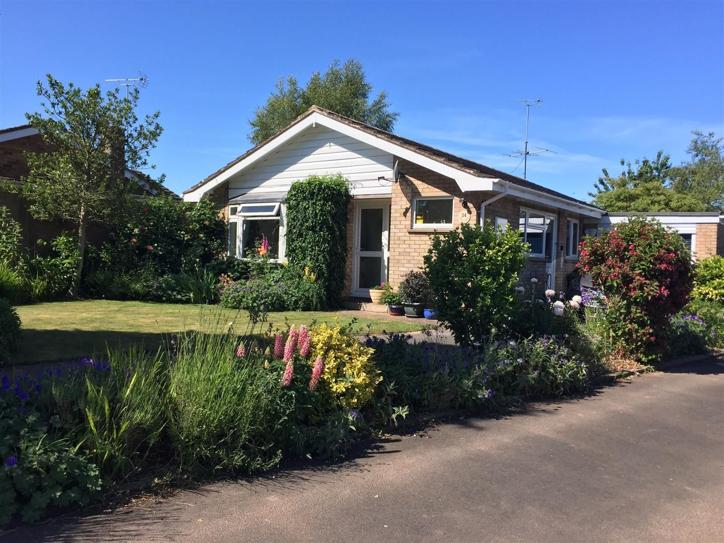 2 bed detached-bungalow for sale in Bodenham, HR1