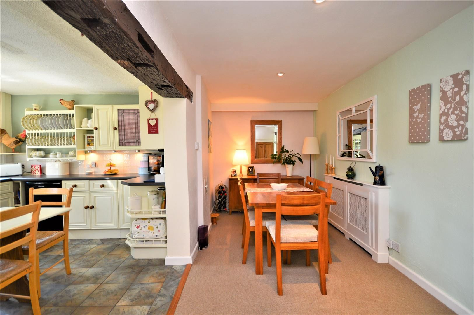 3 bed semi-detached for sale in Madley 21