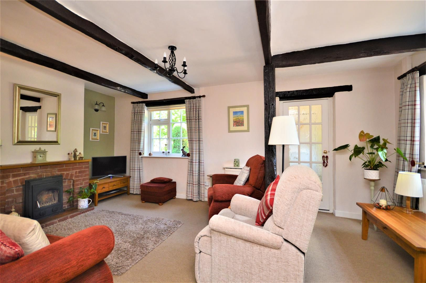 3 bed semi-detached for sale in Madley 9