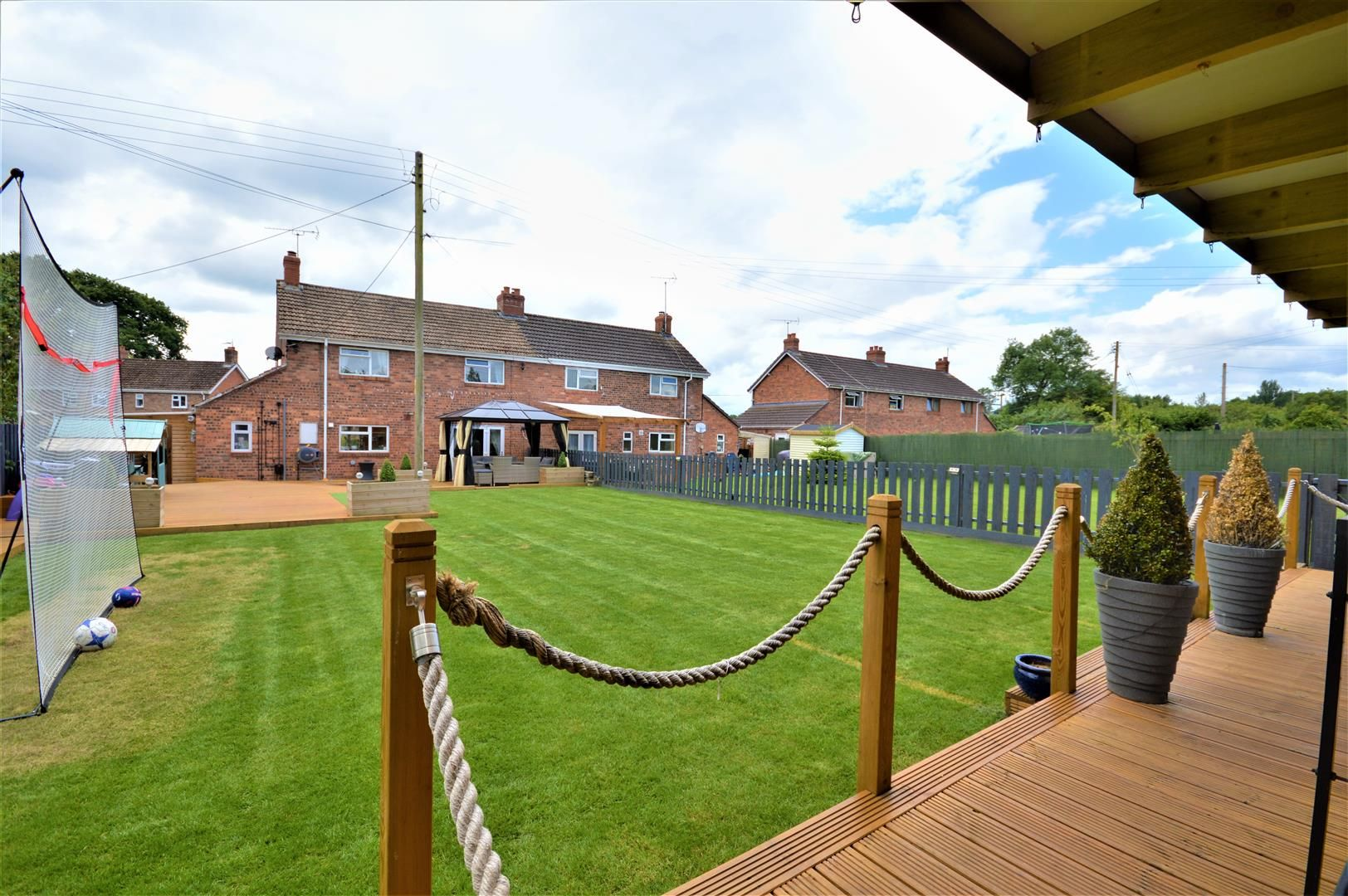 3 bed semi-detached for sale in Eardisley  - Property Image 1