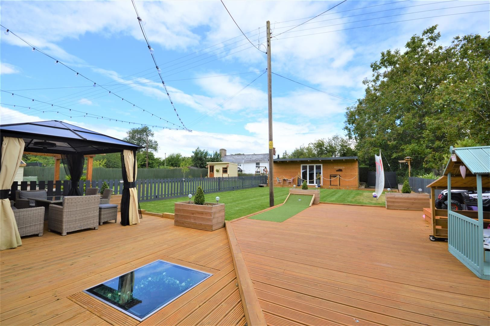 3 bed semi-detached for sale in Eardisley  - Property Image 2