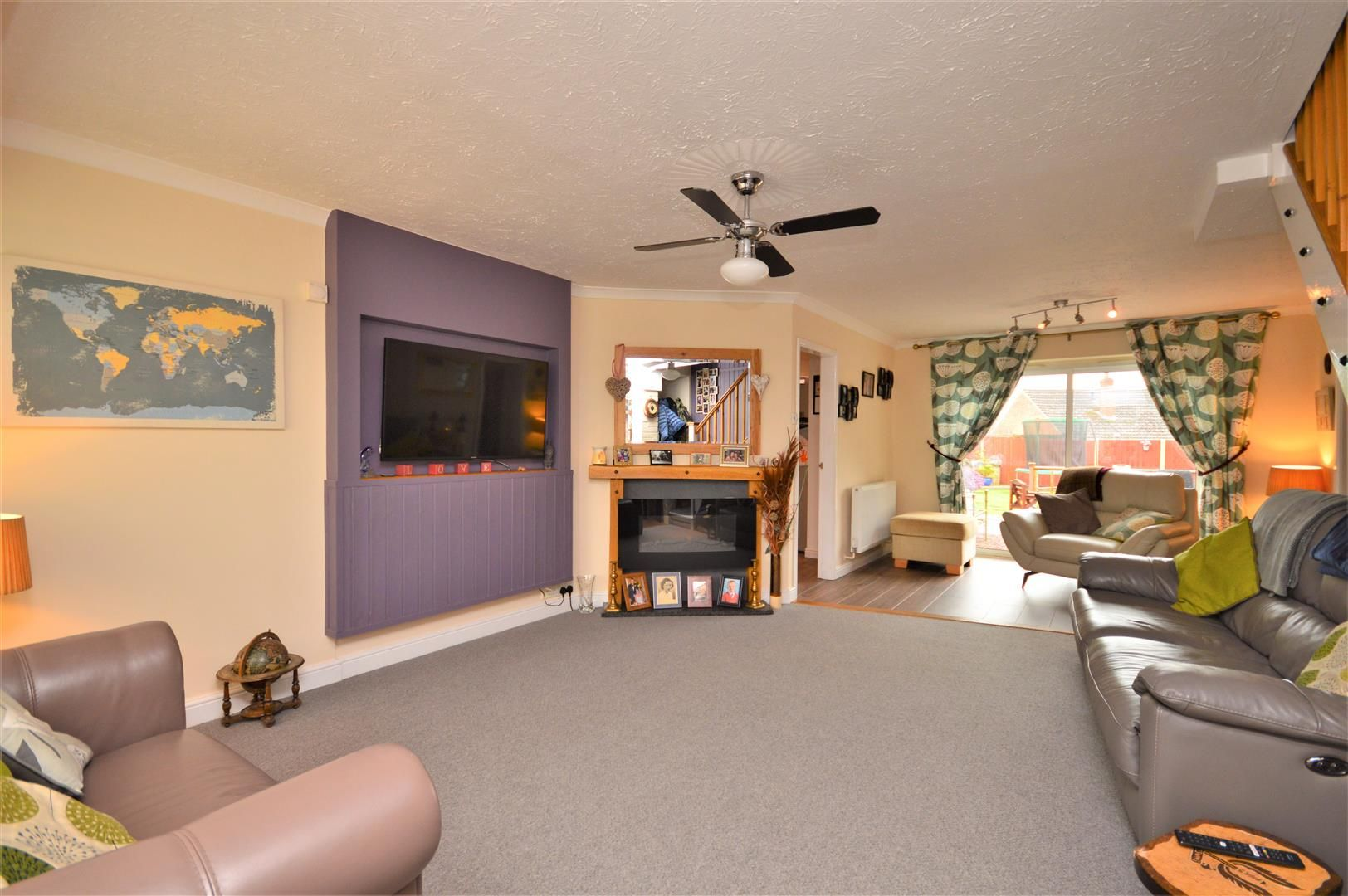 4 bed semi-detached for sale in Clehonger 4