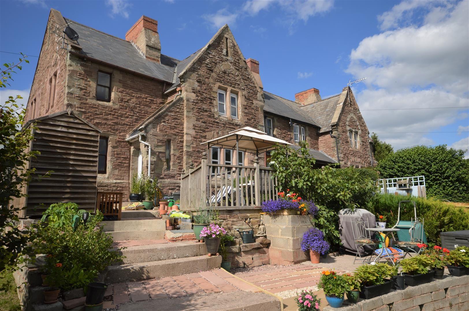 2 bed cottage for sale in Hope-Under-Dinmore, HR6