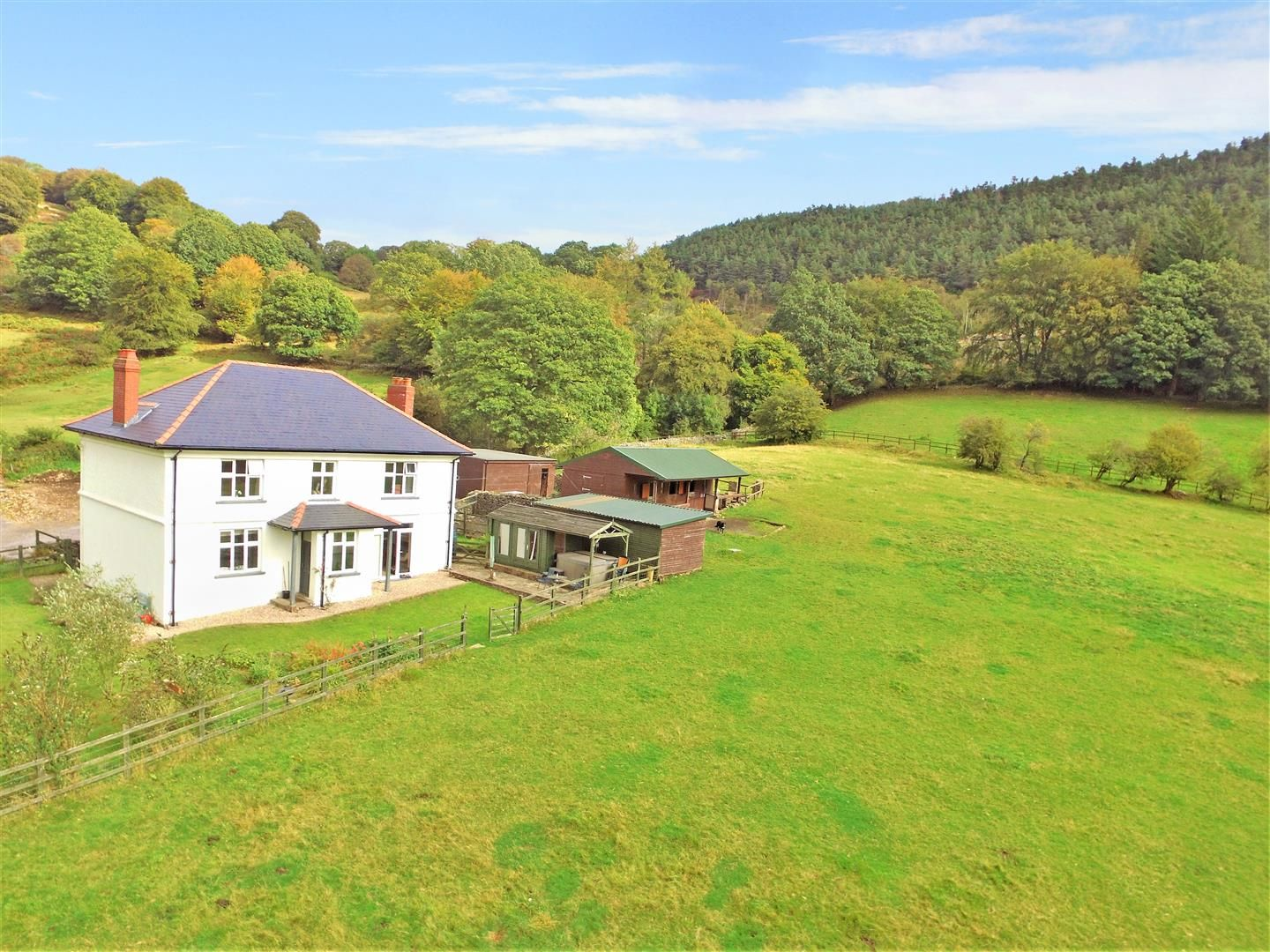 4 bed detached for sale in Hollybush, NP12