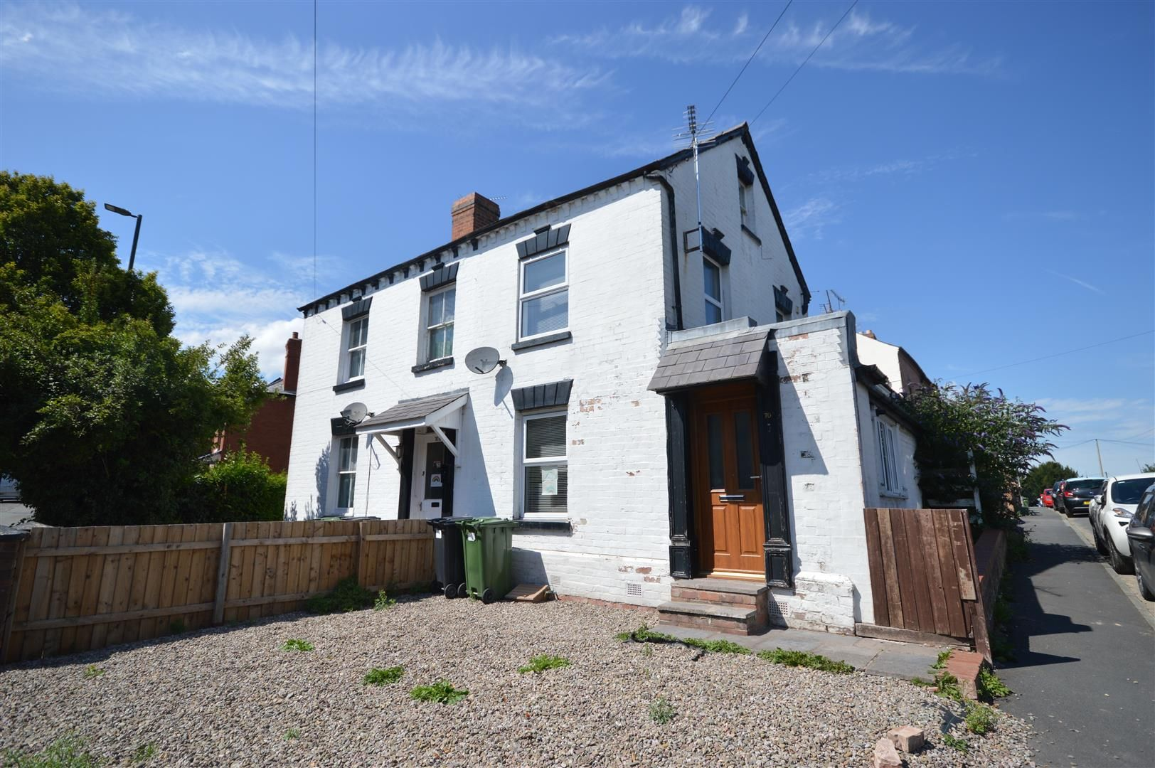 1 bed semi-detached for sale in Leominster, HR6