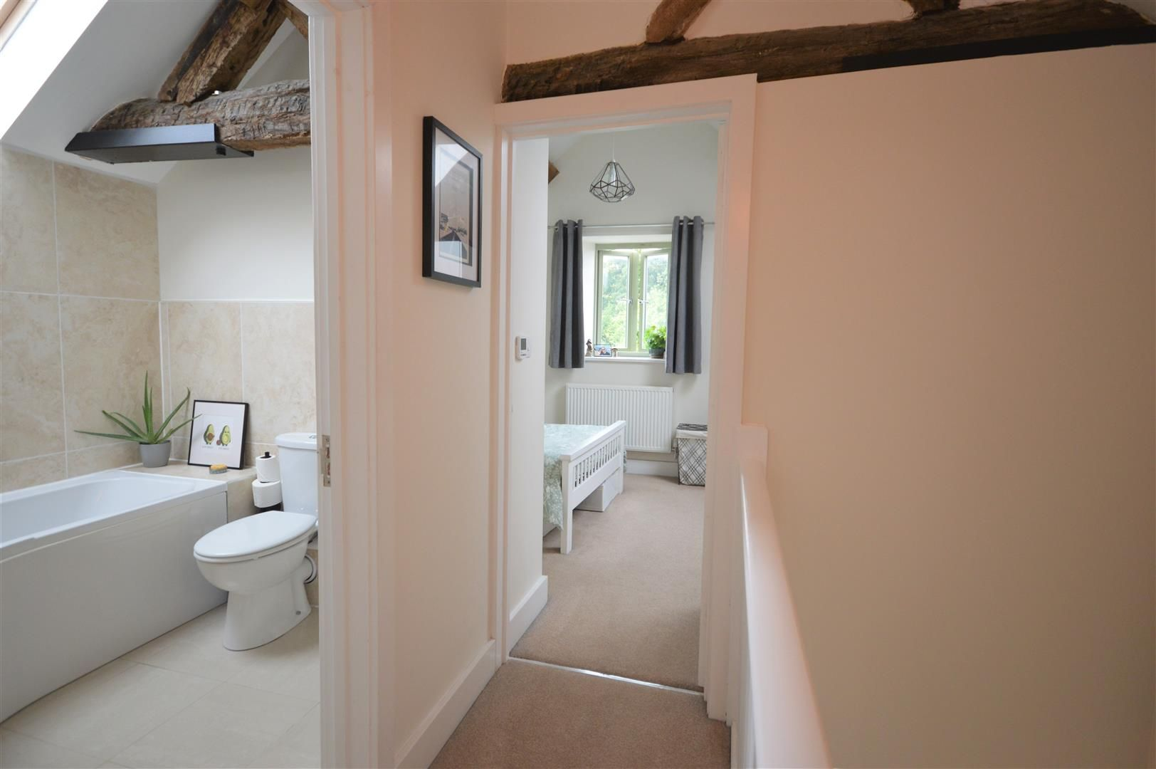 3 bed barn-conversion for sale in Lyonshall 11