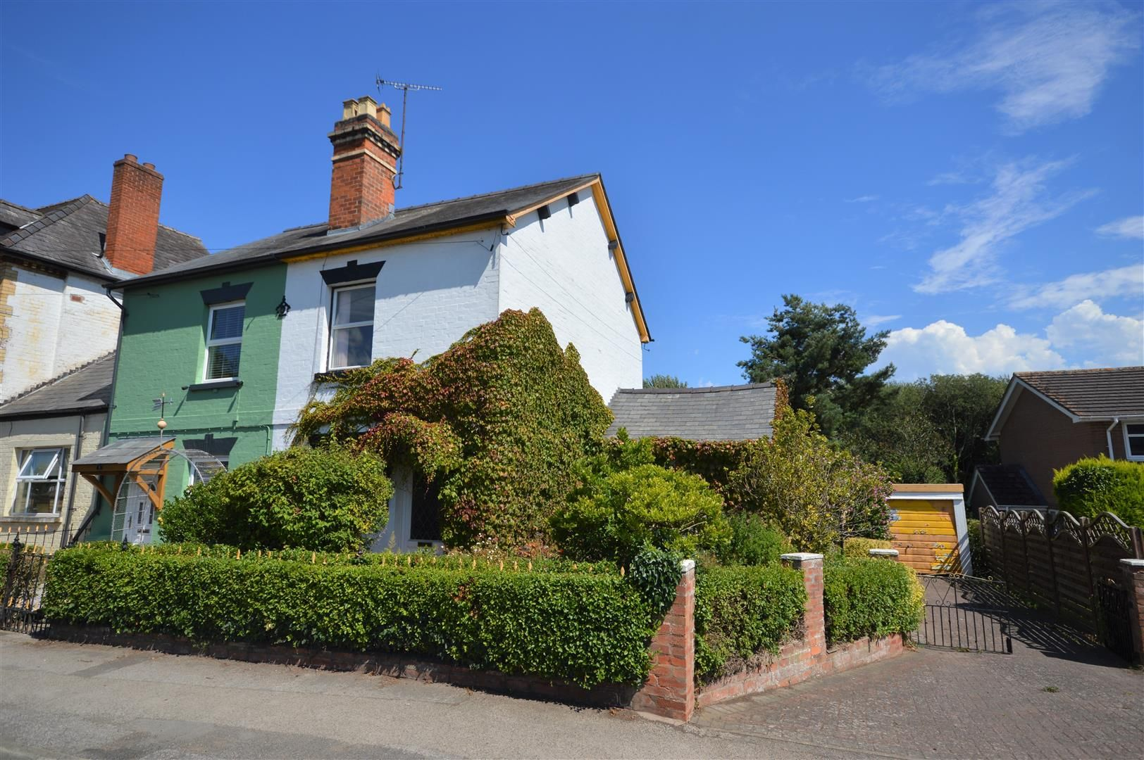 2 bed semi-detached for sale in Leominster, HR6