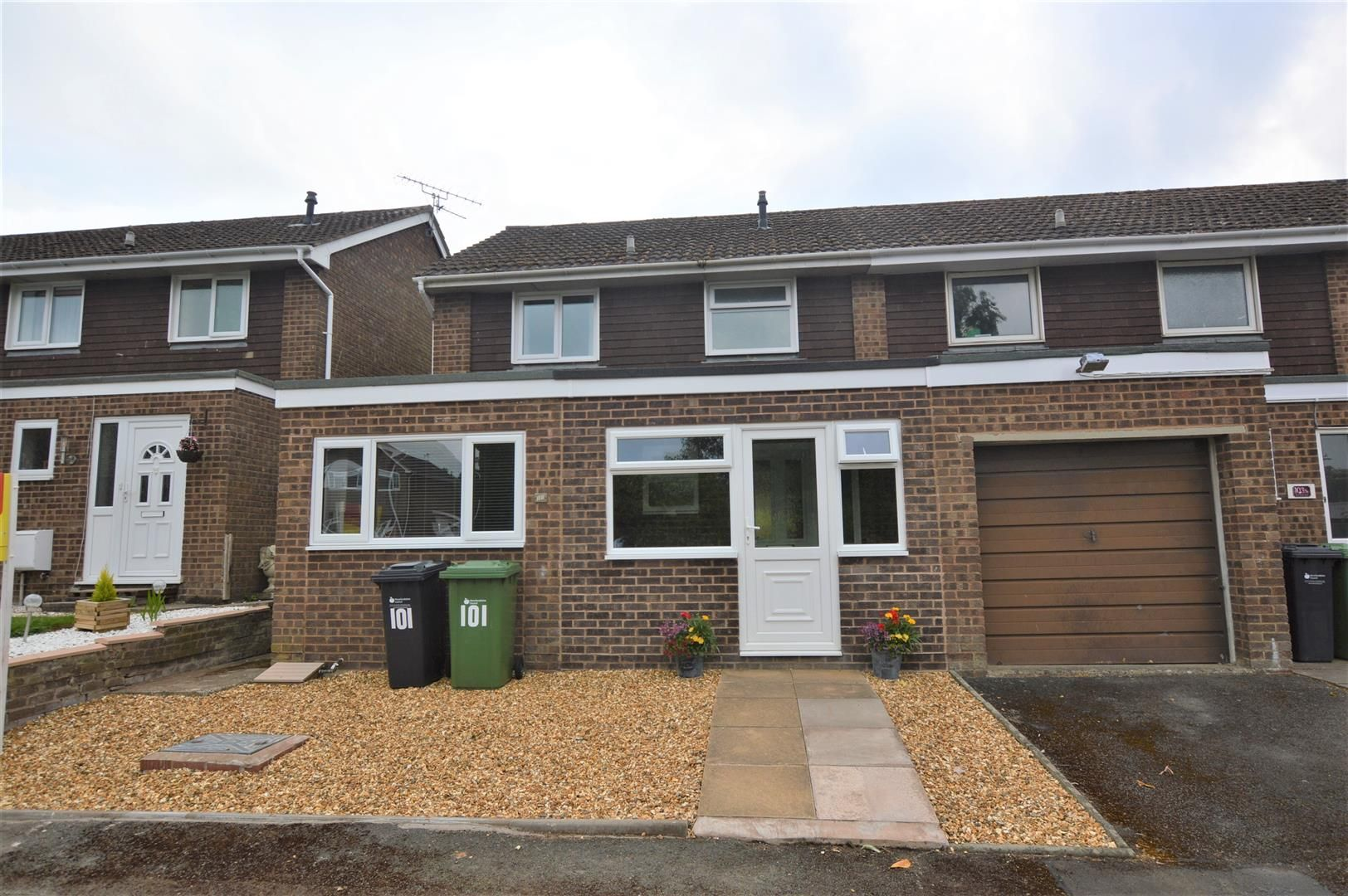 3 bed end-of-terrace for sale in Leominster, HR6