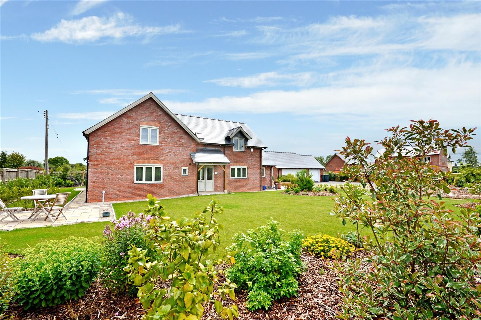 4 bed detached for sale in Swainshill/Breinton, HR4