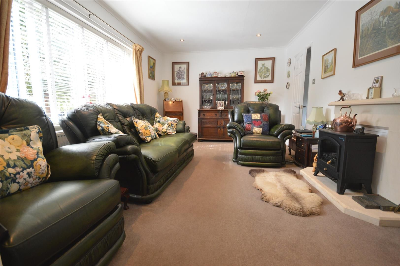 3 bed detached-bungalow for sale in Orleton  - Property Image 2