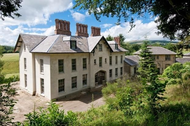 11 bed country-house for sale in Evancoyd 2