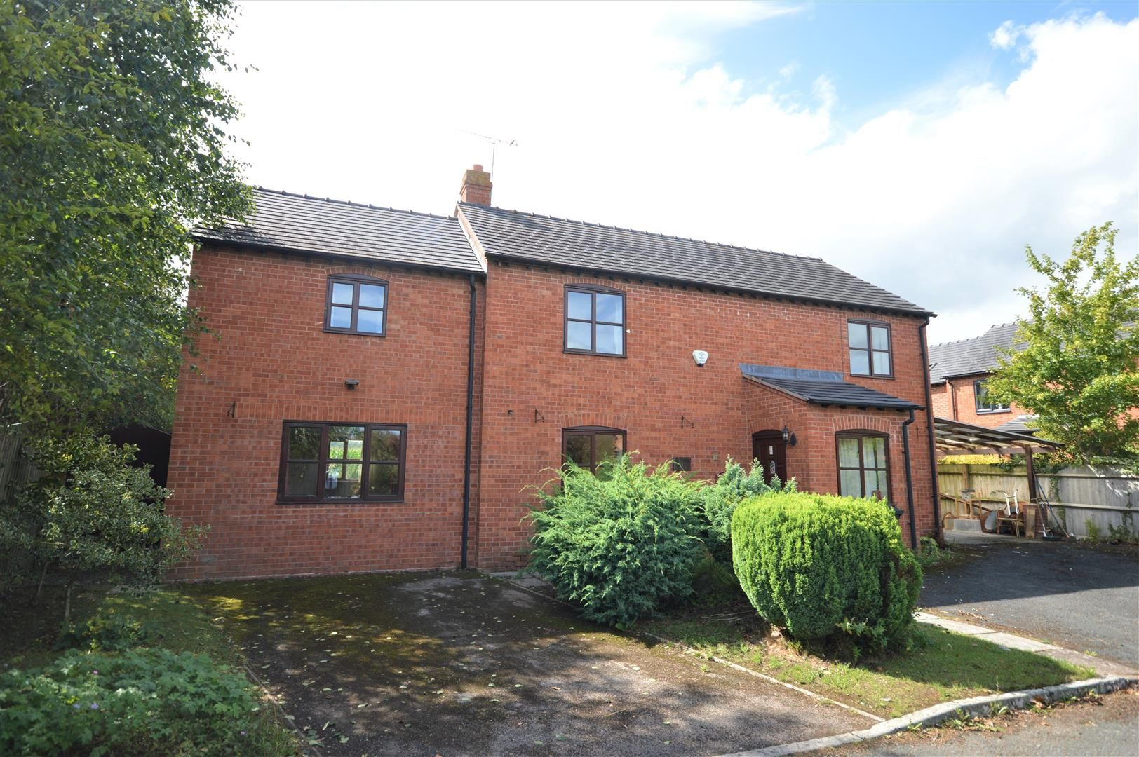 4 bed detached for sale in Bodenham - Property Image 1