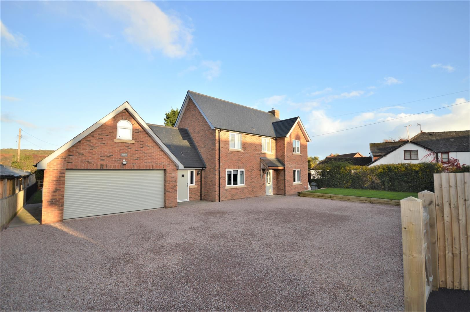 4 bed detached for sale in Canon Pyon, HR4