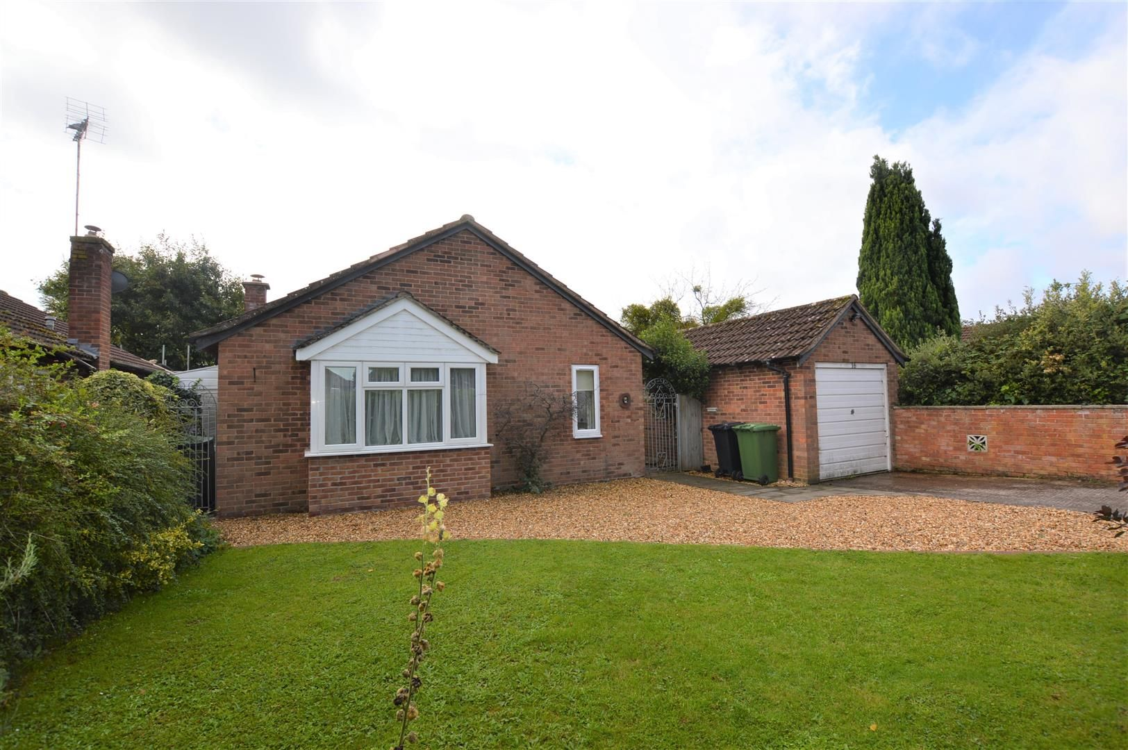 2 bed detached-bungalow for sale in Weobley, HR4