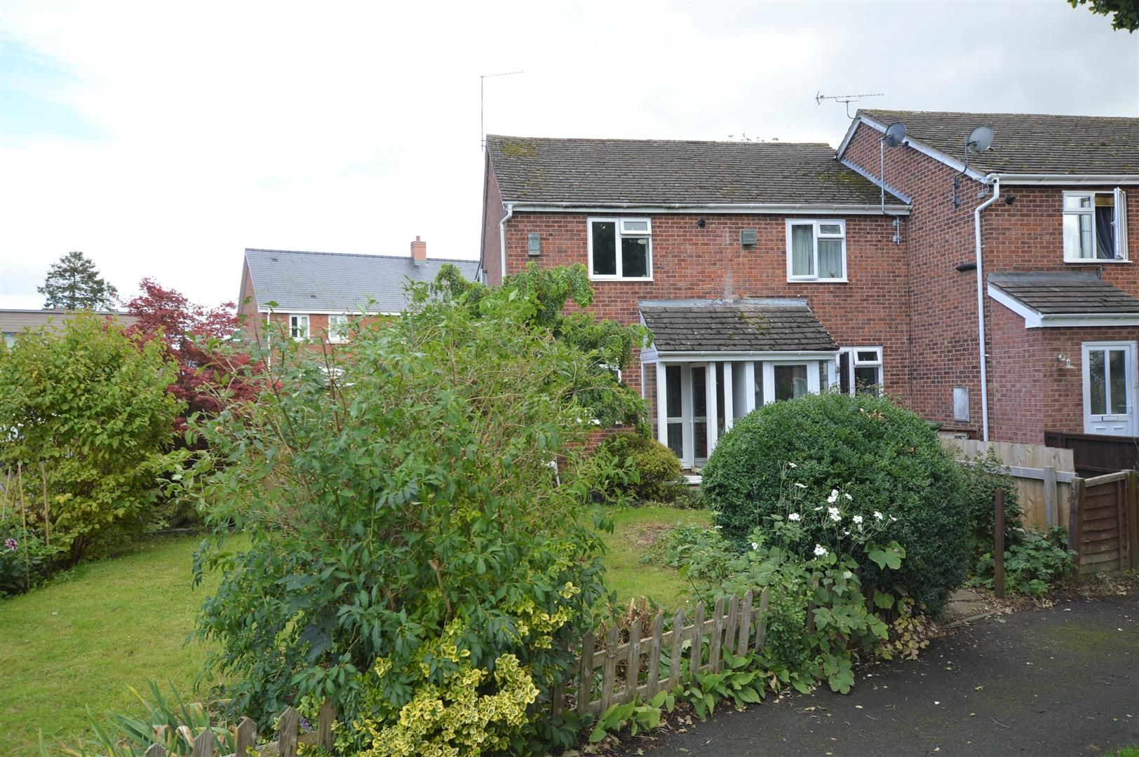 2 bed end-of-terrace for sale in Leominster, HR6