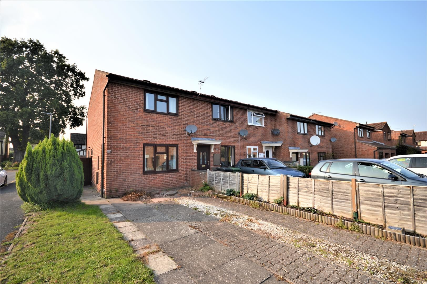 2 bed end-of-terrace for sale, HR4