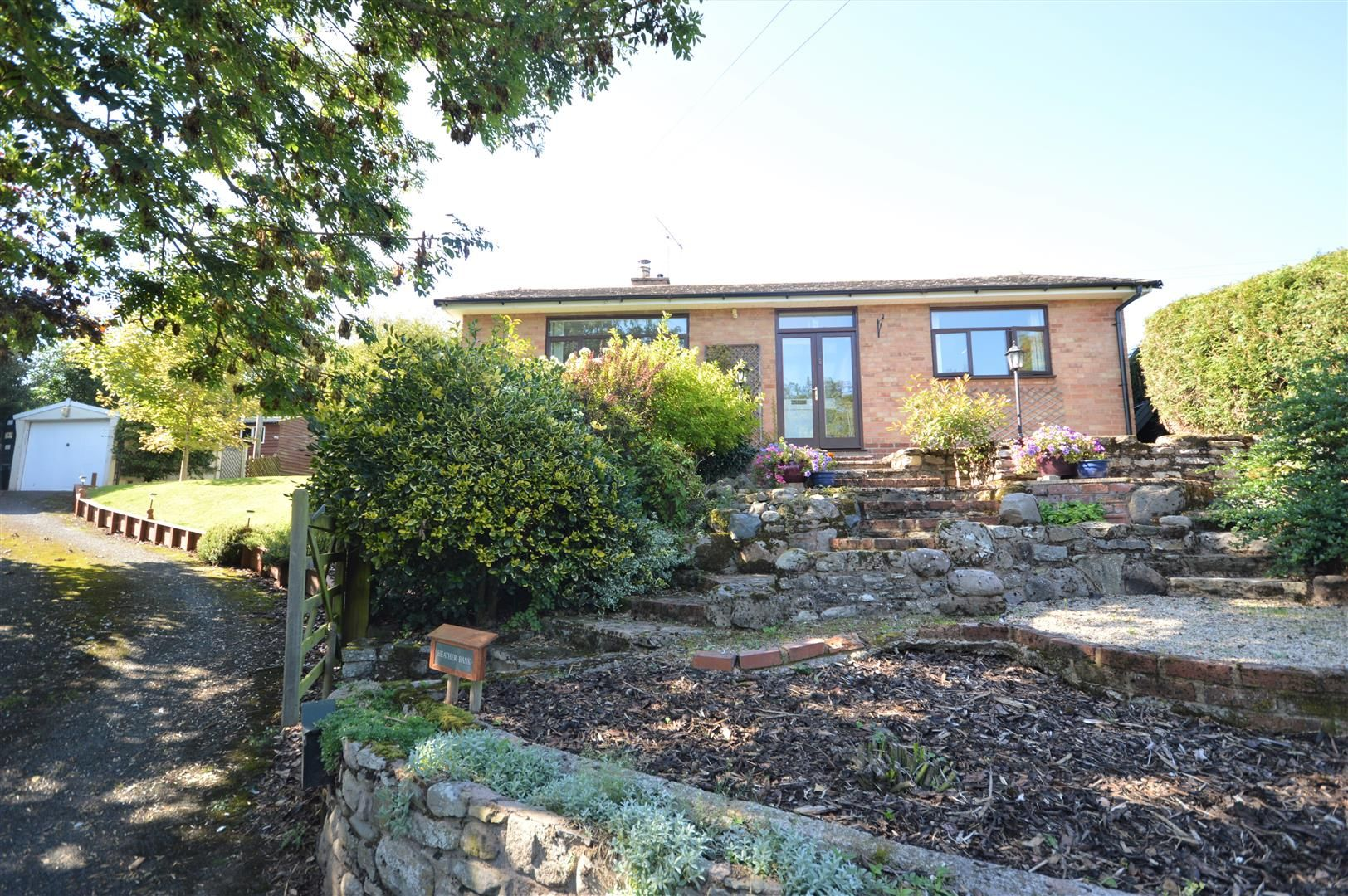 2 bed detached-bungalow for sale in Dilwyn 1