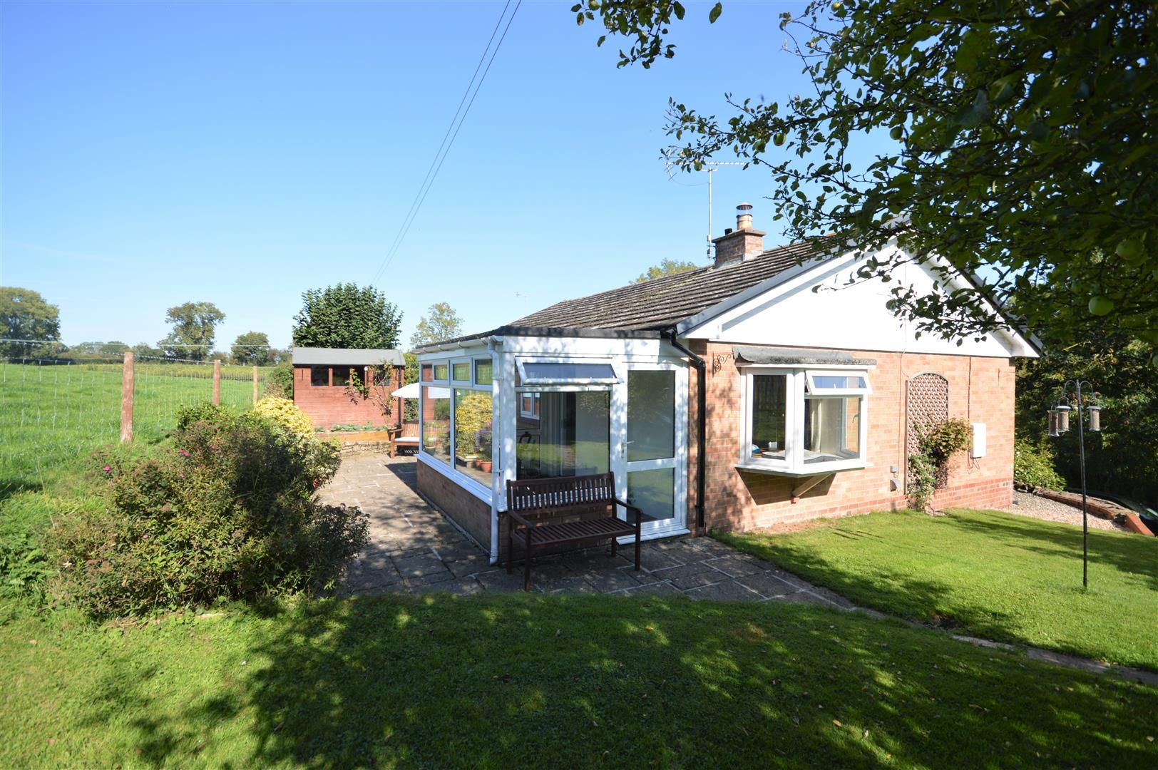 2 bed detached-bungalow for sale in Dilwyn 15