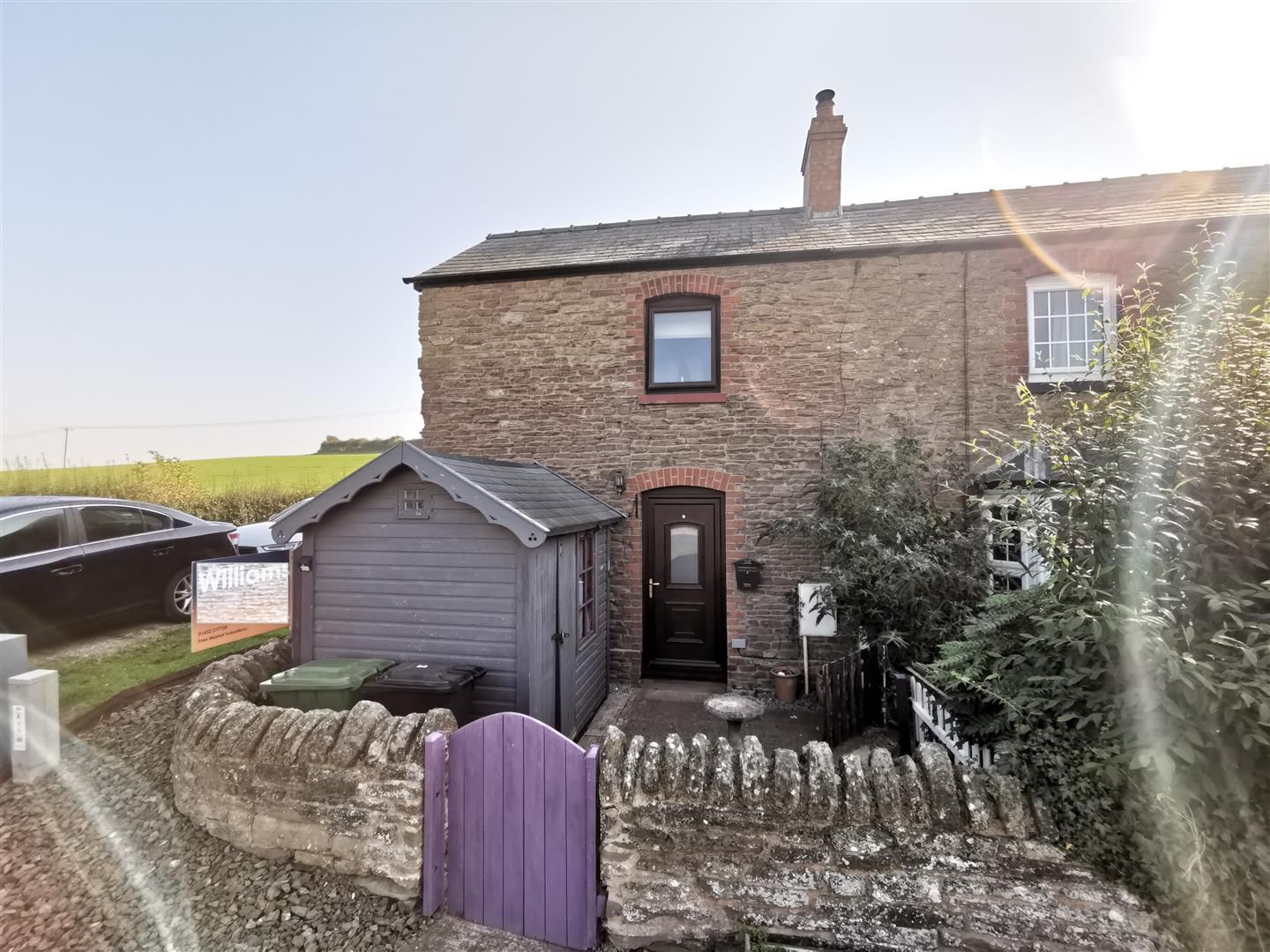 1 bed end-of-terrace for sale in Callow 1