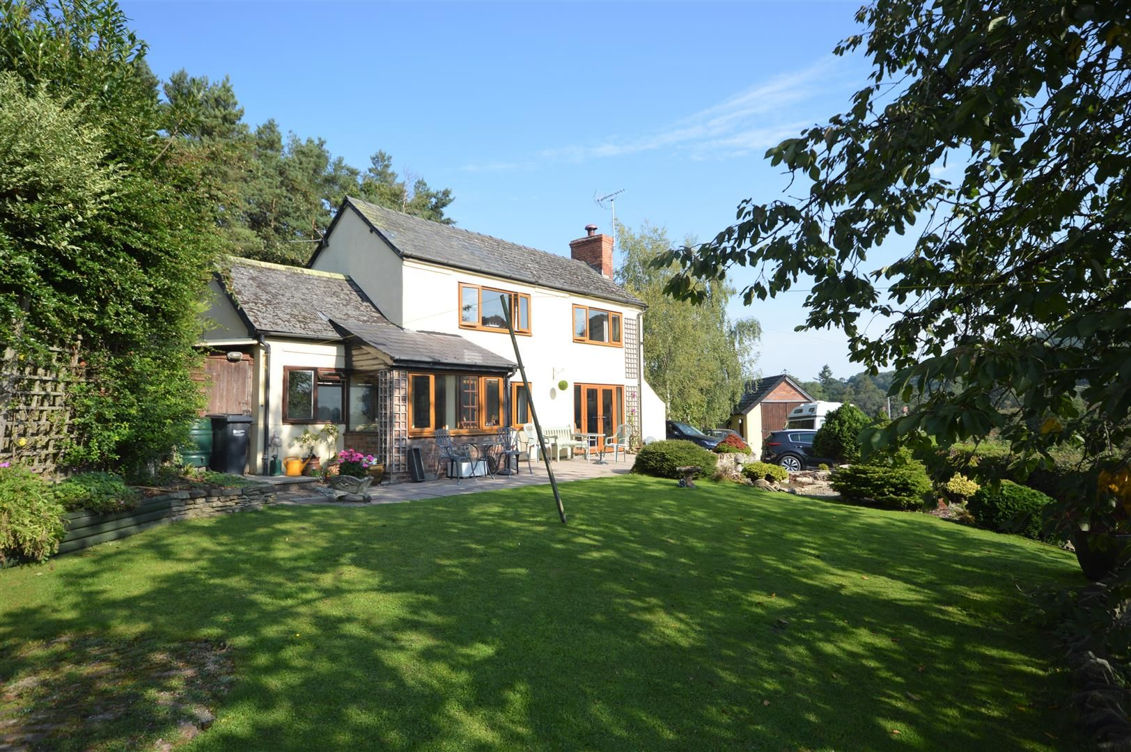 2 bed house for sale in Aymestrey, HR6
