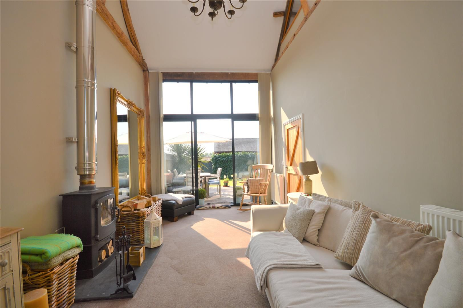 4 bed barn conversion for sale in Burghill 11