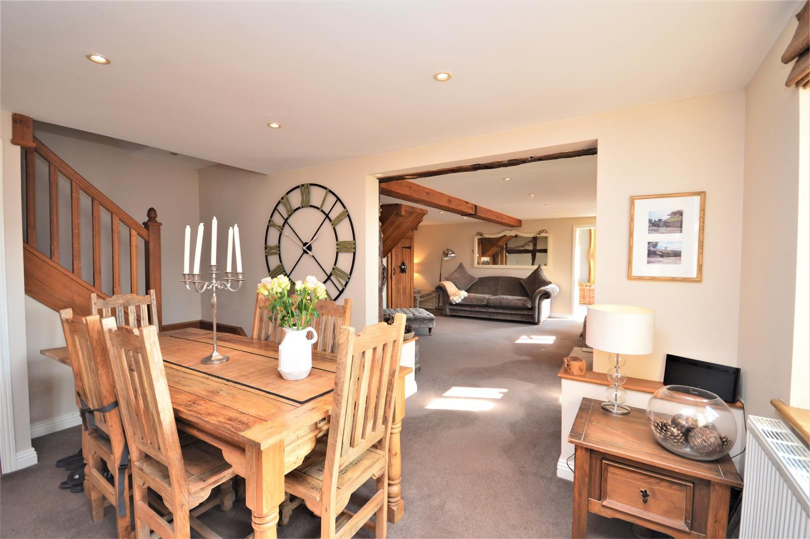 4 bed barn conversion for sale in Burghill 7
