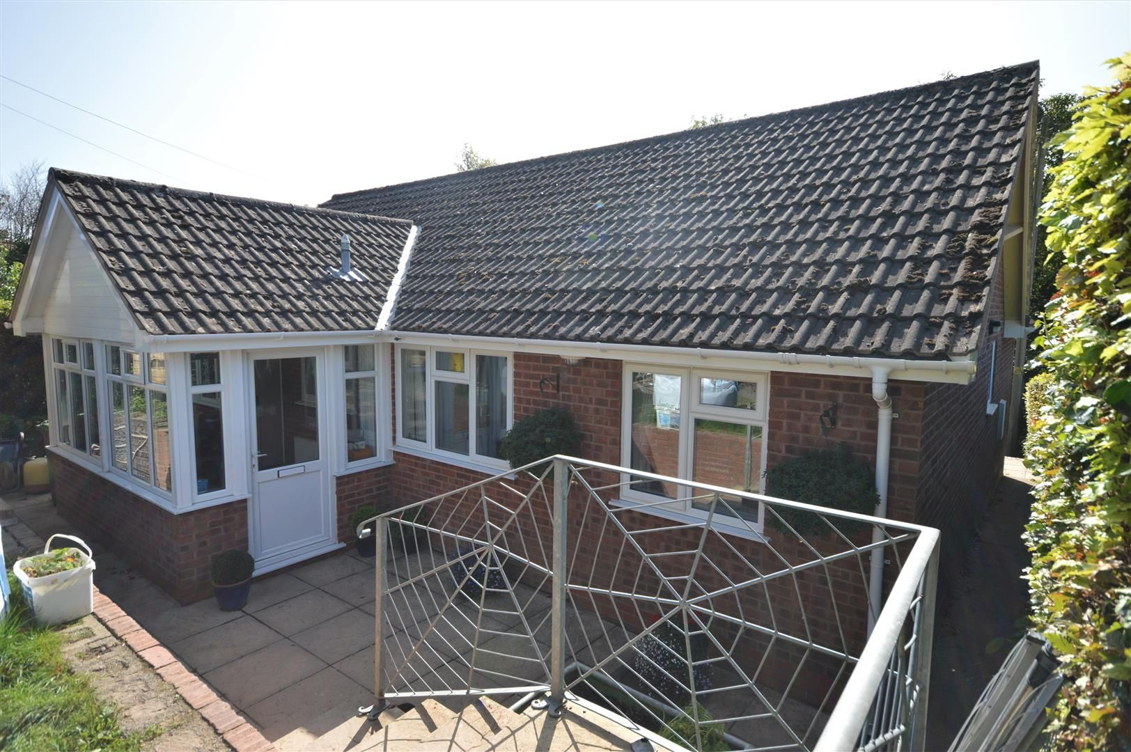 3 bed detached bungalow for sale in Pencombe, HR7