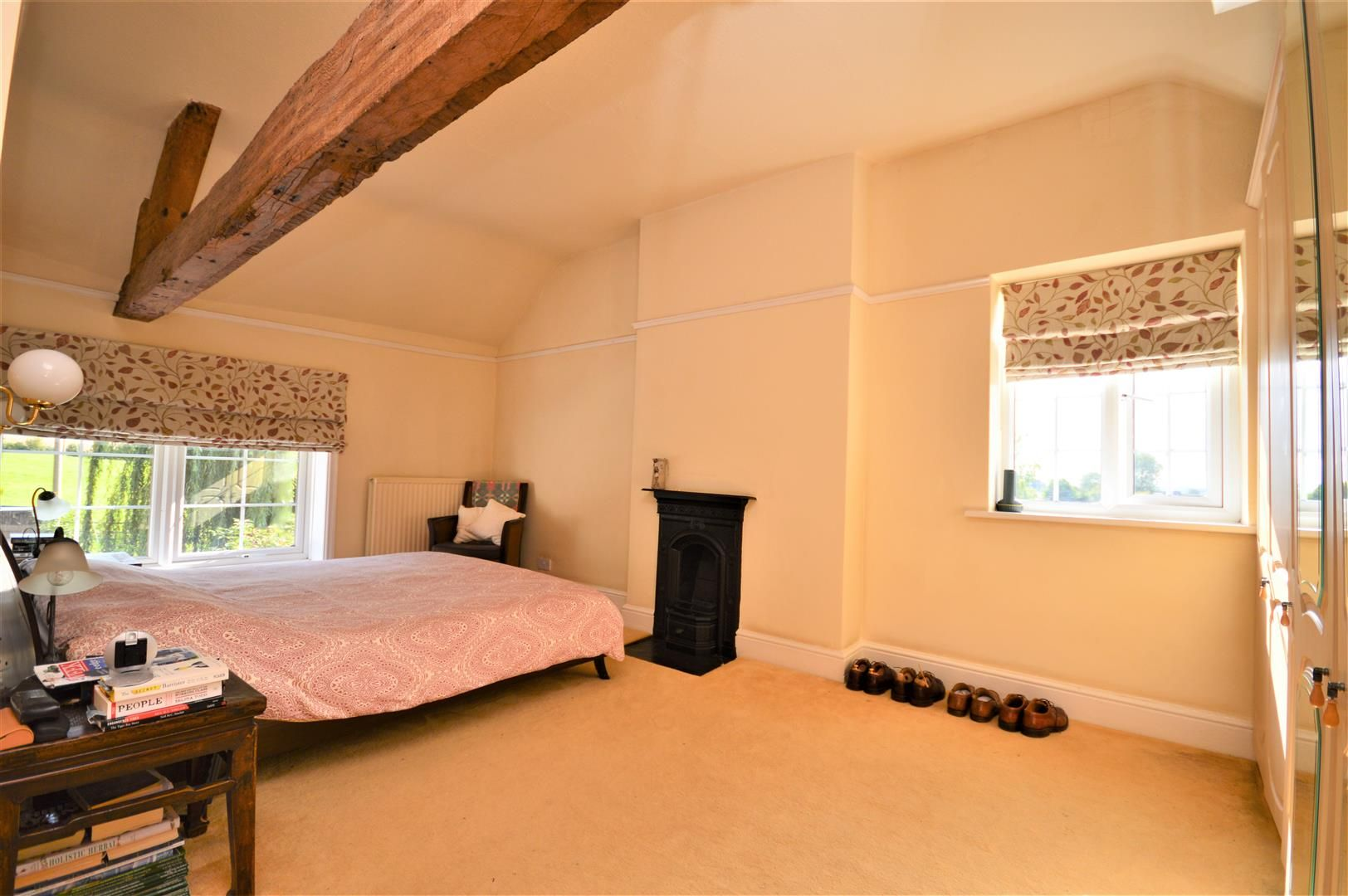 3 bed detached for sale in Burghill 12