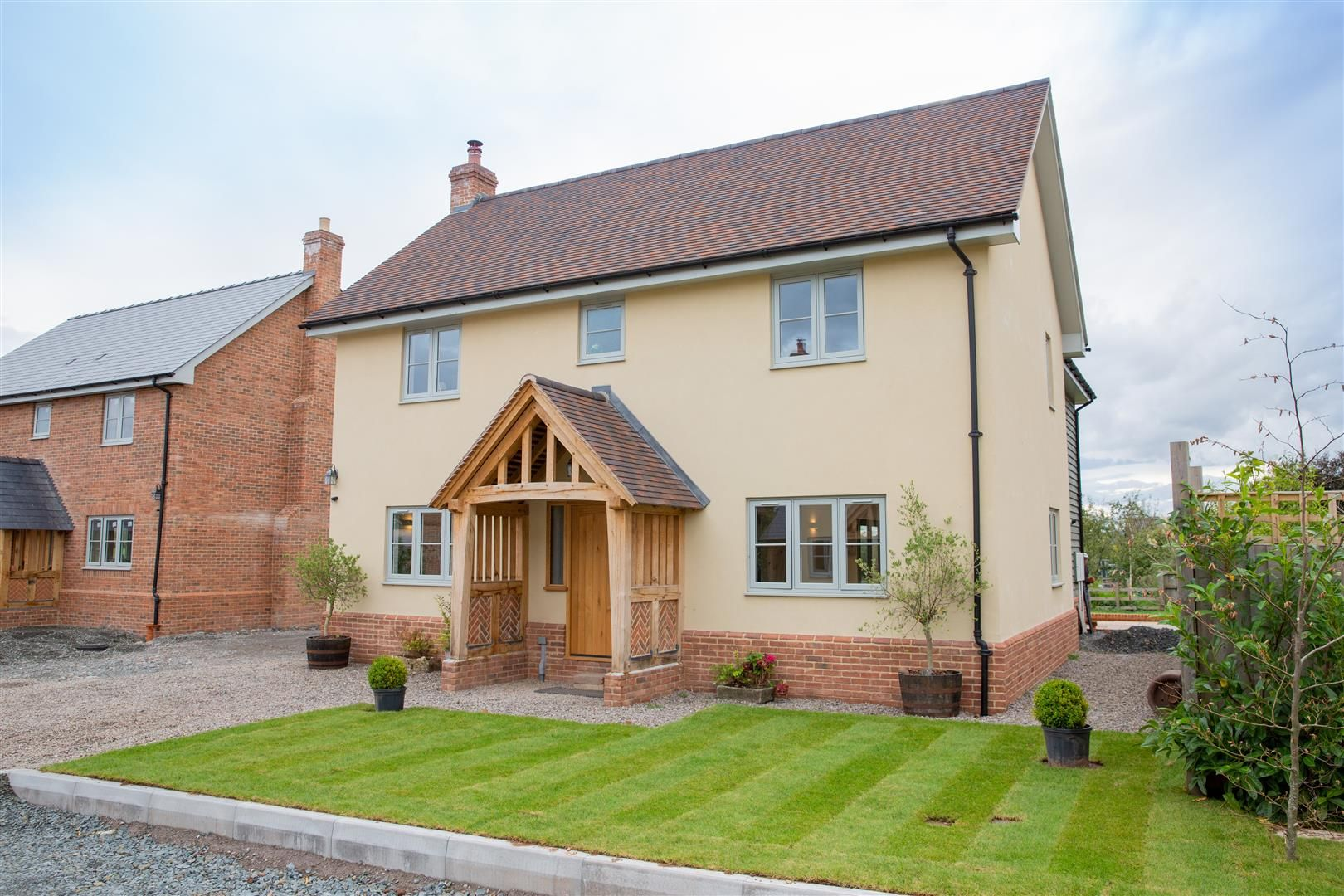 4 bed detached for sale in Marden  - Property Image 1