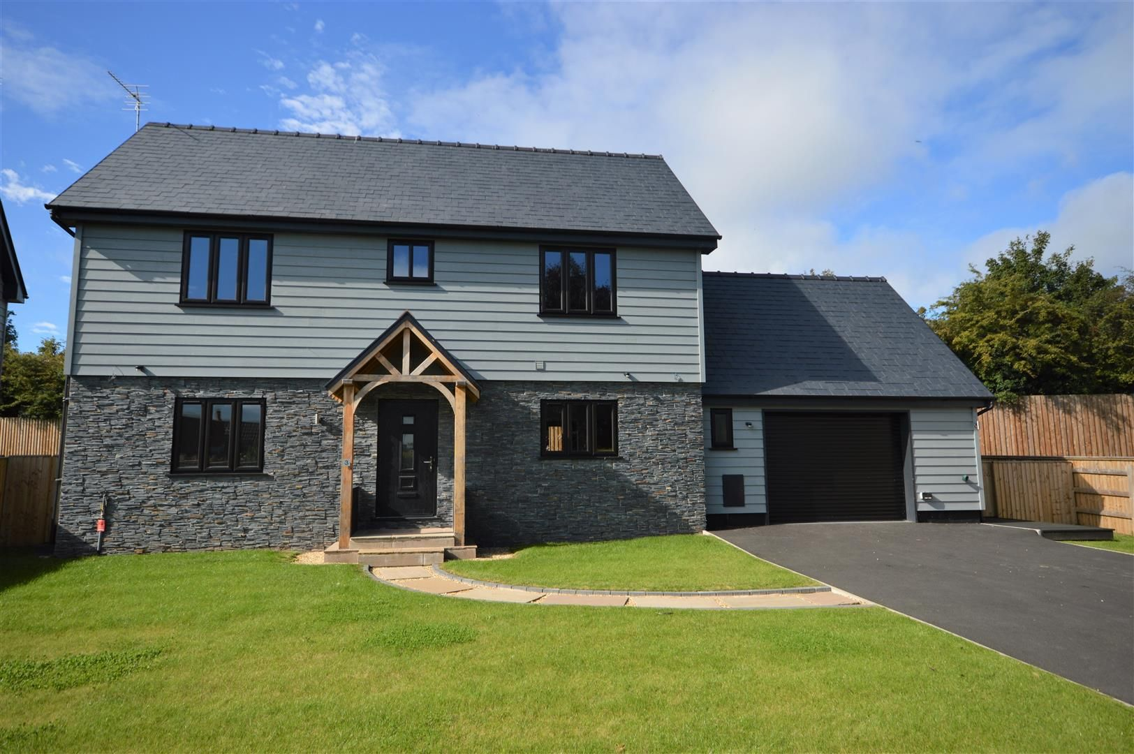 4 bed detached for sale in Brimfield  - Property Image 1