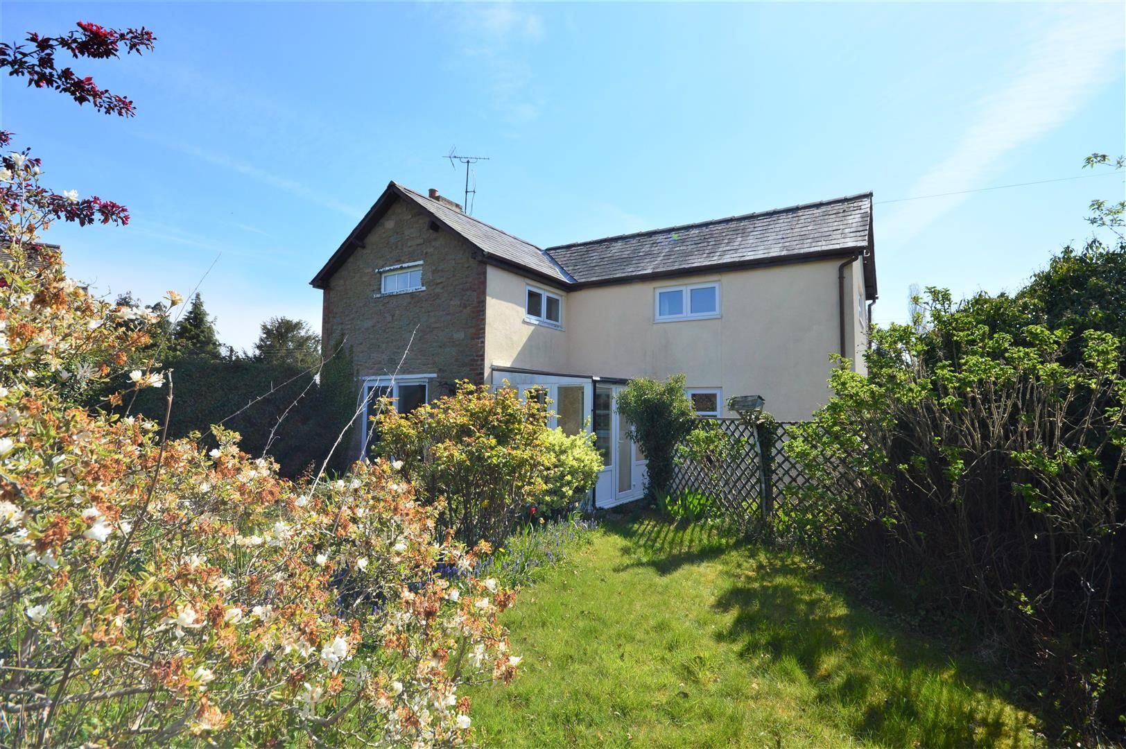 2 bed detached for sale in Richards Castle, SY8