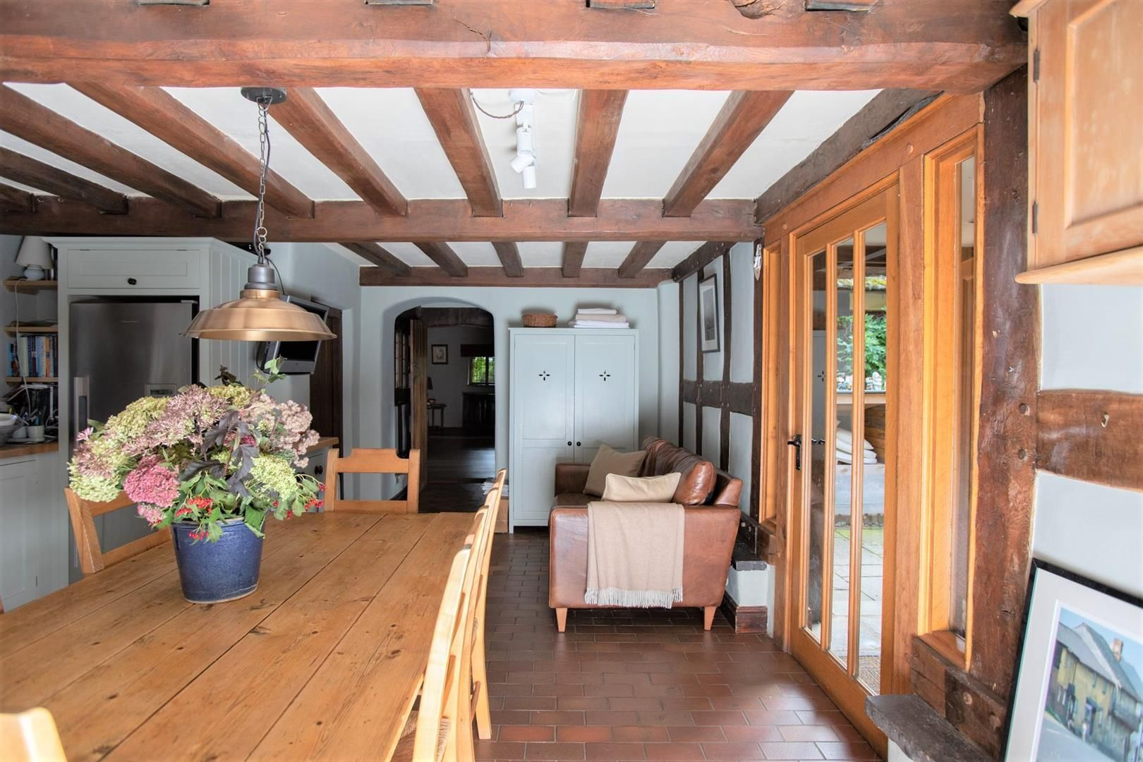 5 bed country house for sale in Eardisland  - Property Image 4